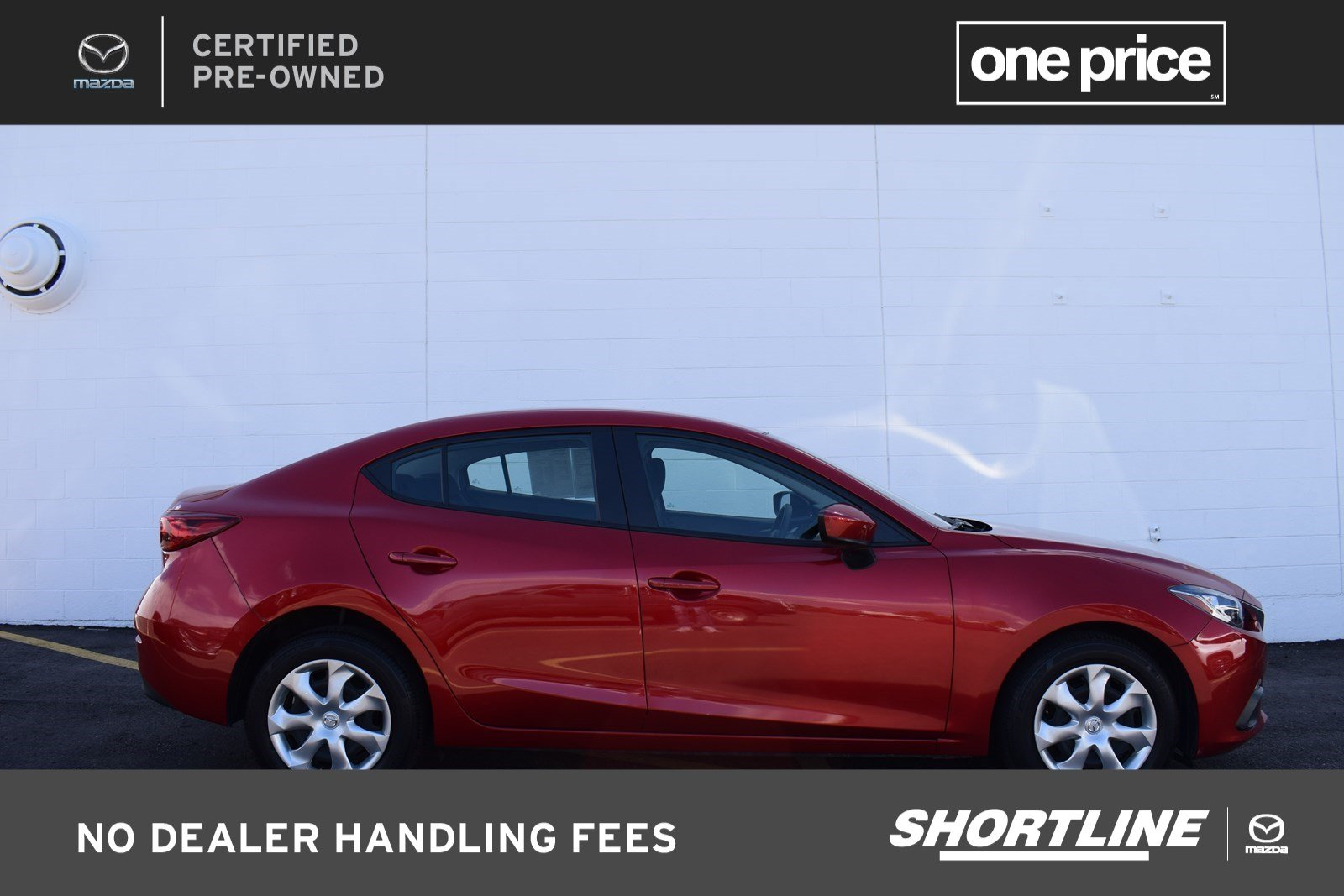 Mazda 3 Service Manual: Parking Brake Lever Inspection