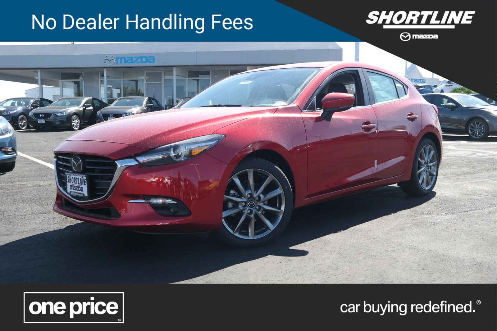 New 2018 Mazda3 5-Door Grand Touring & New 2018 Mazda Mazda3 5-Door Grand Touring Hatchback in Aurora ...