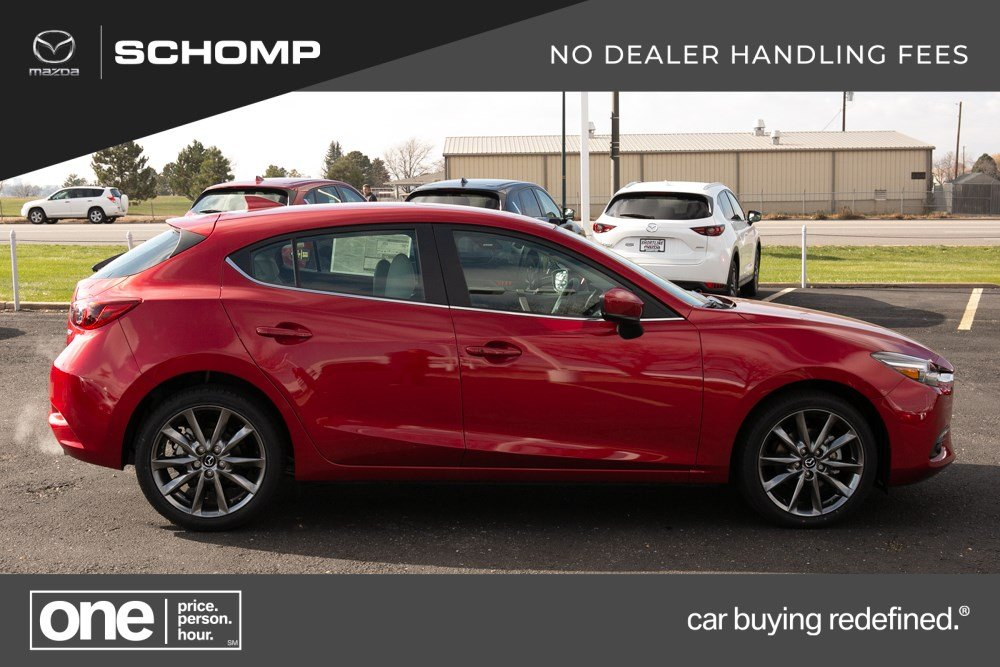 New 2018 Mazda3 5-Door Grand Touring