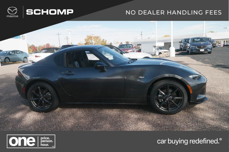 New 2017 Mazda Mx 5 Miata Rf Club