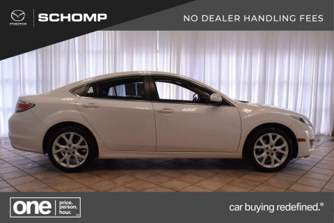 Pre-Owned 2013 Mazda6 s Grand Touring