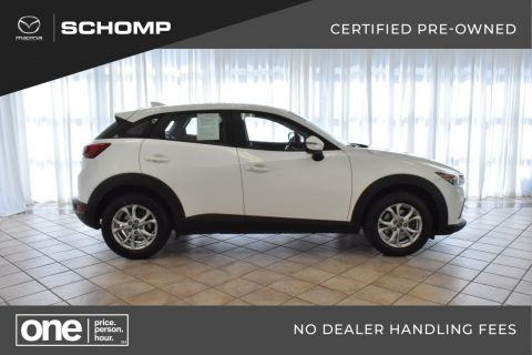 Certified Pre-Owned 2016 Mazda CX-3 Touring